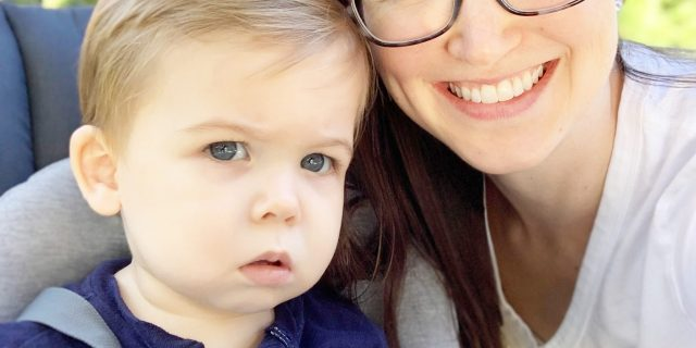 Becoming a mom changes your life